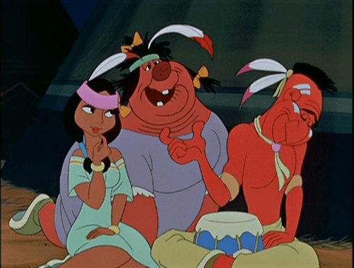Peter Pan: The Drinking Game! (1953