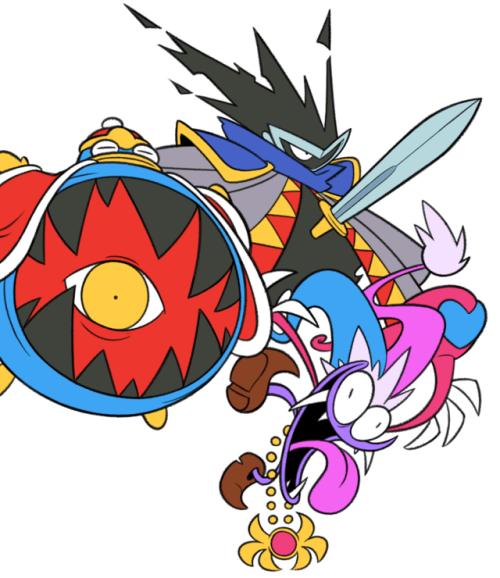 Dark Matter Kirby Tumblr