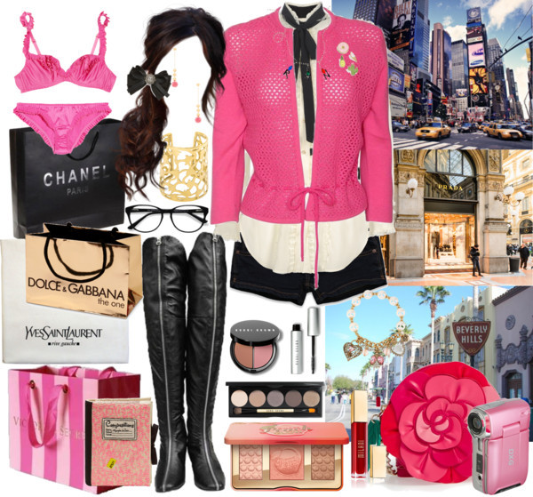 The Chanel boots by lucilxlu featuring nyc home decor