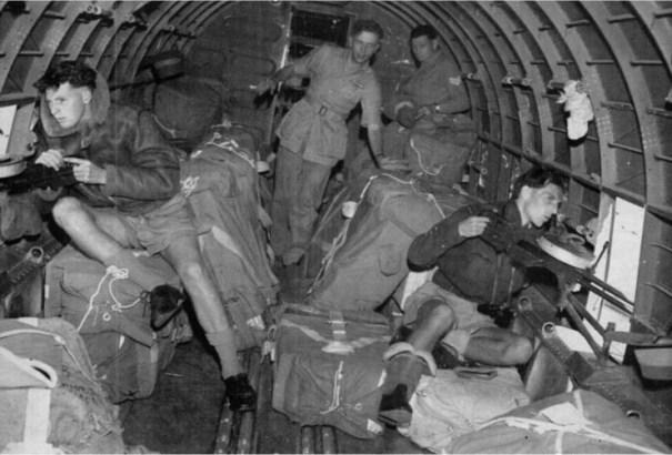 Royal Airforce Dakota over Burma  1940's via reddit – History