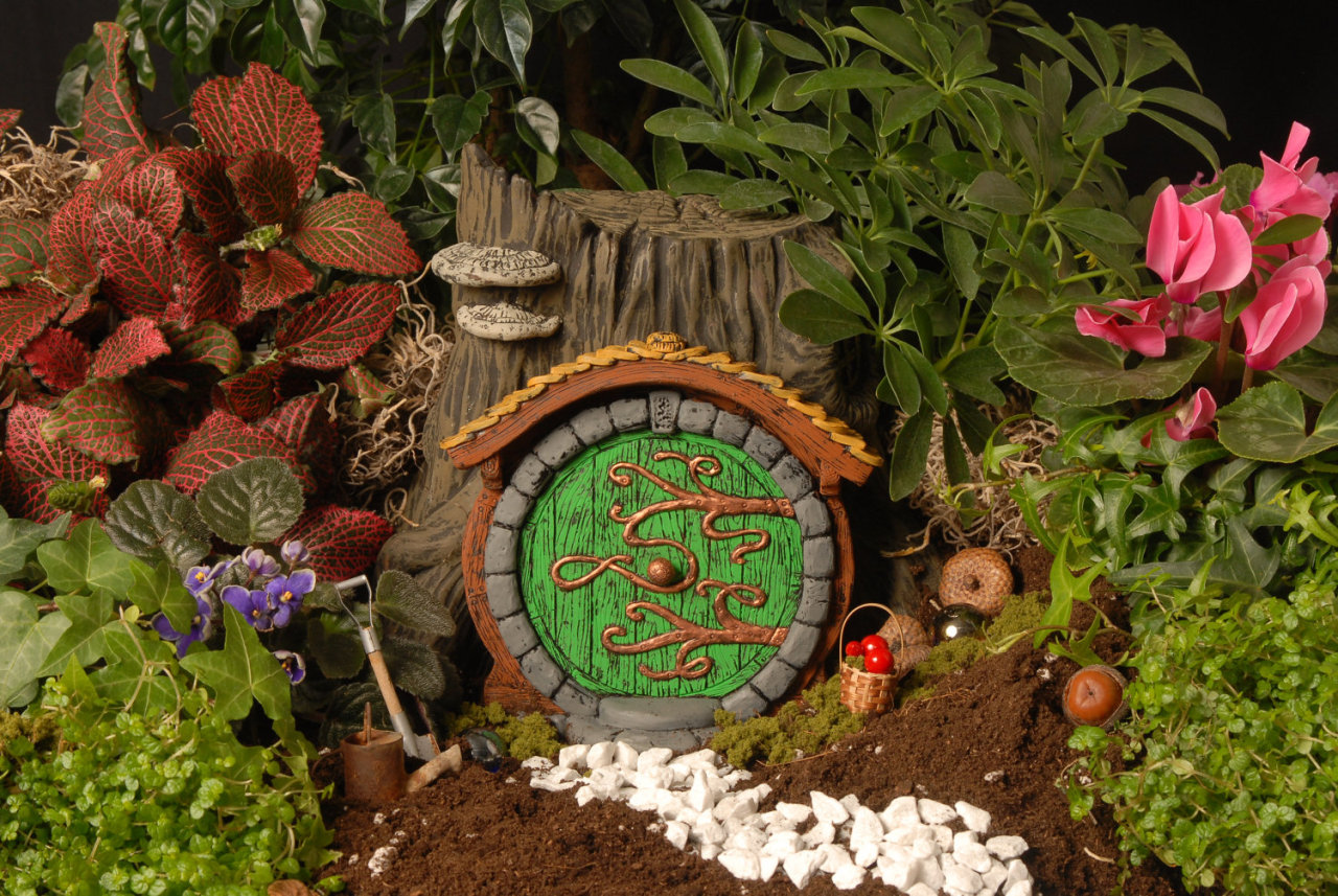 Culture N Lifestyle CNL Adorable Fairy Doors Lead To A