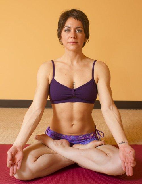 sexy naked yoga tumblr