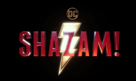 NEW 'SHAZAM' LOGO! – DC Comics