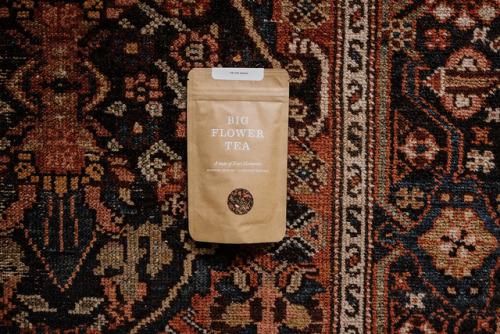 "tumblr_ozea1xrccg1r5vojso1_500 Packaging for Big Flower Tea byMaude Paquette-Boulva""Big Flower... Design"