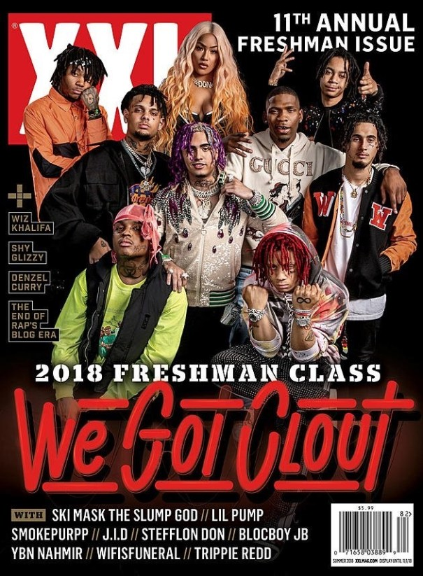 bb3d3d7c5dbd 2018 XXL Freshman List Cover – R&B