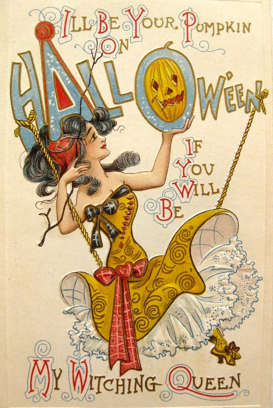 Dwig Postcard - 1914
