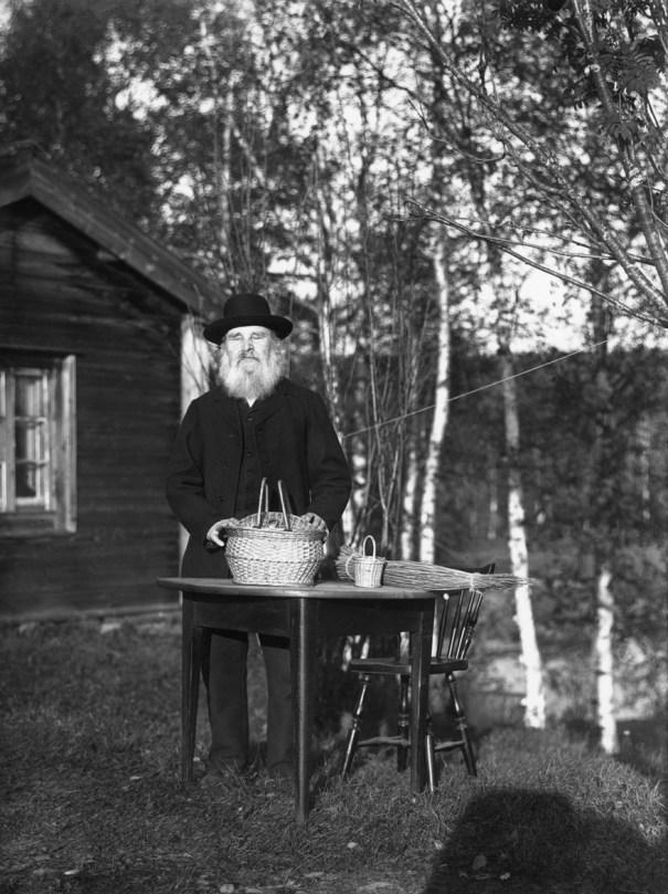 b84e7f06 Mill Magnus Olsson, 1844-1933, Sweden. He was … – Vintage Stuff