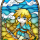Legend of Zelda Stained Glass Artwork made by Ranefrea
