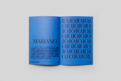 """tumblr_ozp5tcuY4g1r5vojso3_500 Editorial Design for Oh! no matopeya by Requena Office""""A visual,... Design"""
