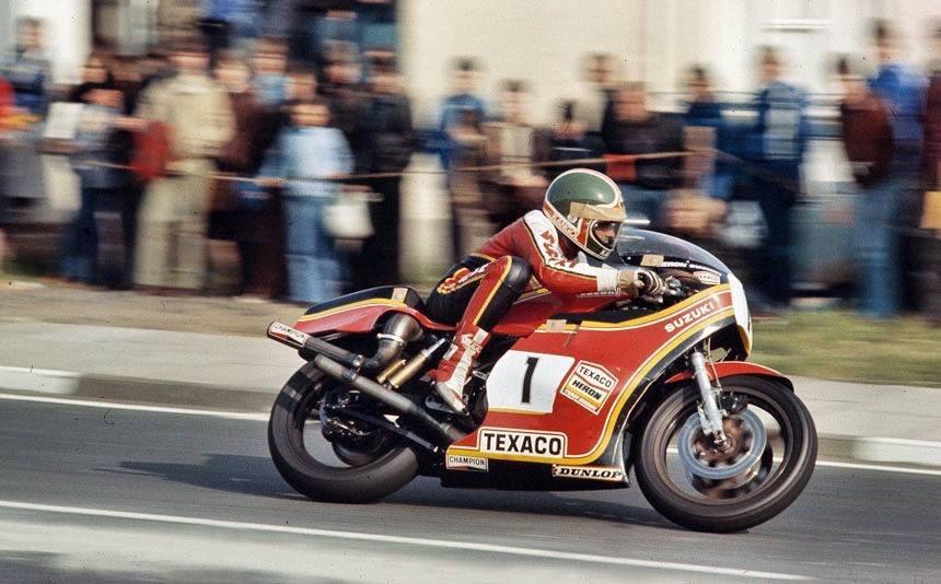 Master Lap Polo Suzuki ECSTAR MotoGP