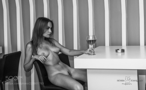 """artistic-nudes-daily: """"Relaxing by NicholasStavropoulos1: """" """"""""So, here we are then,"""" she said to Iris. """"Yes, here we are."""" Iris felt distinctly less comfortable like this than Selena seemed to. She daren't look around the room. She leant forwards,..."""