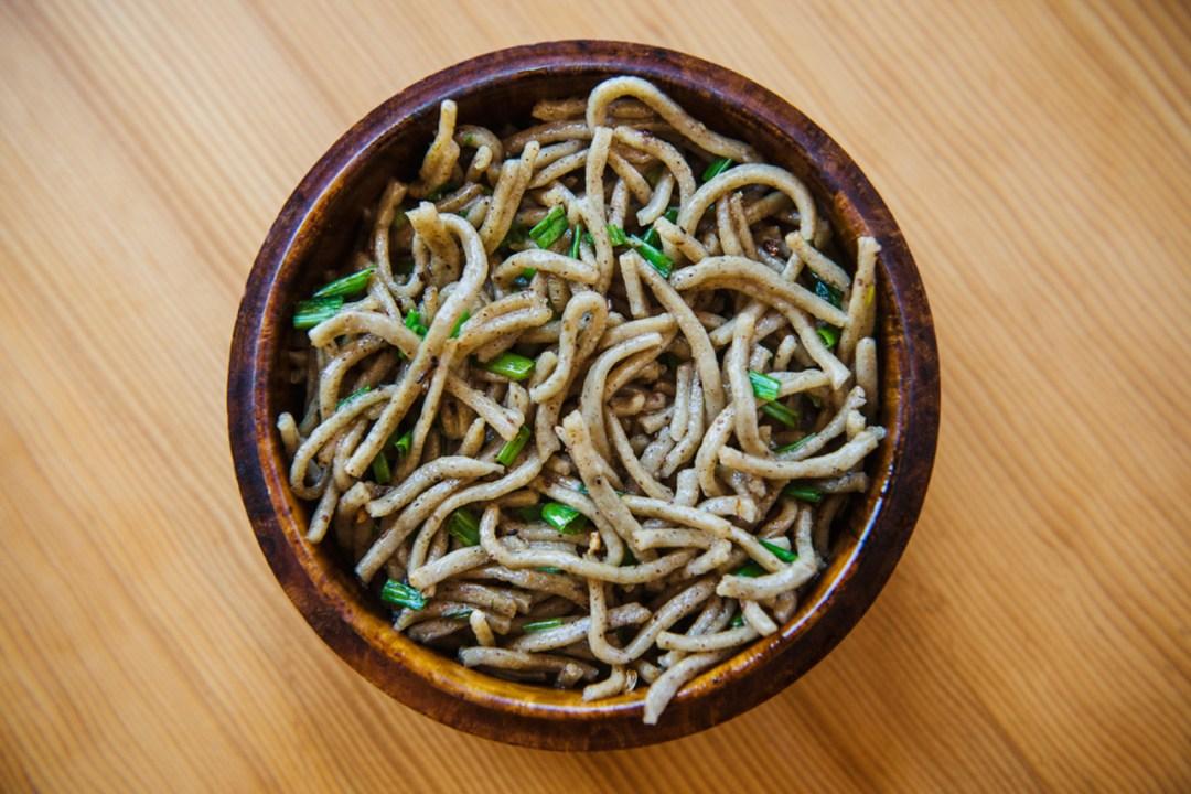 Puta - món mì kiều mạch đạc sản của vùng Bumthang