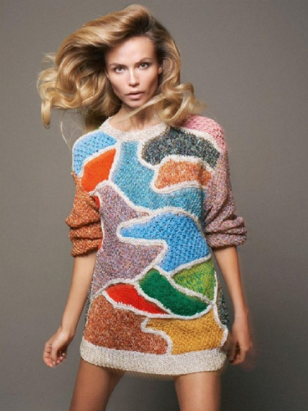 knitGrandeur®: Color Mapping- Multicolored Intarsia