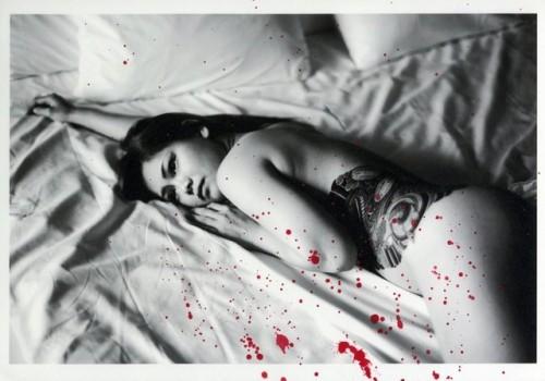 tumblr_pd8v27pFQ21qz6f9yo2_500 Tattoo you, Chloé Jafé Random