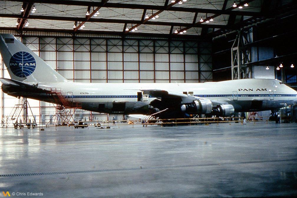 Pan Am Flight 845 Pan Am Flight 845 Was A Boeing
