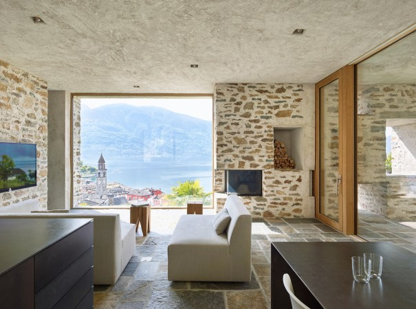 Remodel House in Ascona / Wespi de Meuron Rome… – Architecture