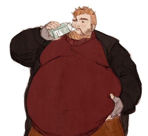 bigger men tumblr
