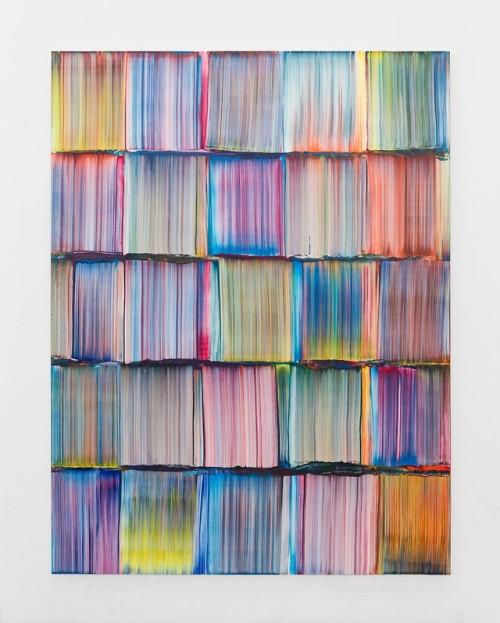 tumblr_pb8lhsKMZc1qfc4xho1_500 Bernard Frize, Réuni, 2018 Perrotin Gallery Contemporary
