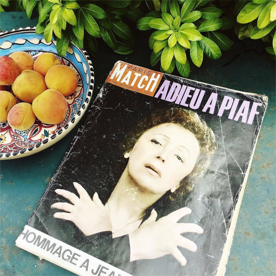 La Piaf est partie 🇫🇷😢#Piaf #magazine #parismatch #france #food #foodstagram #foodstyling #foodblog (hier: Le Grand Hotel Cabourg - MGallery by Sofitel)