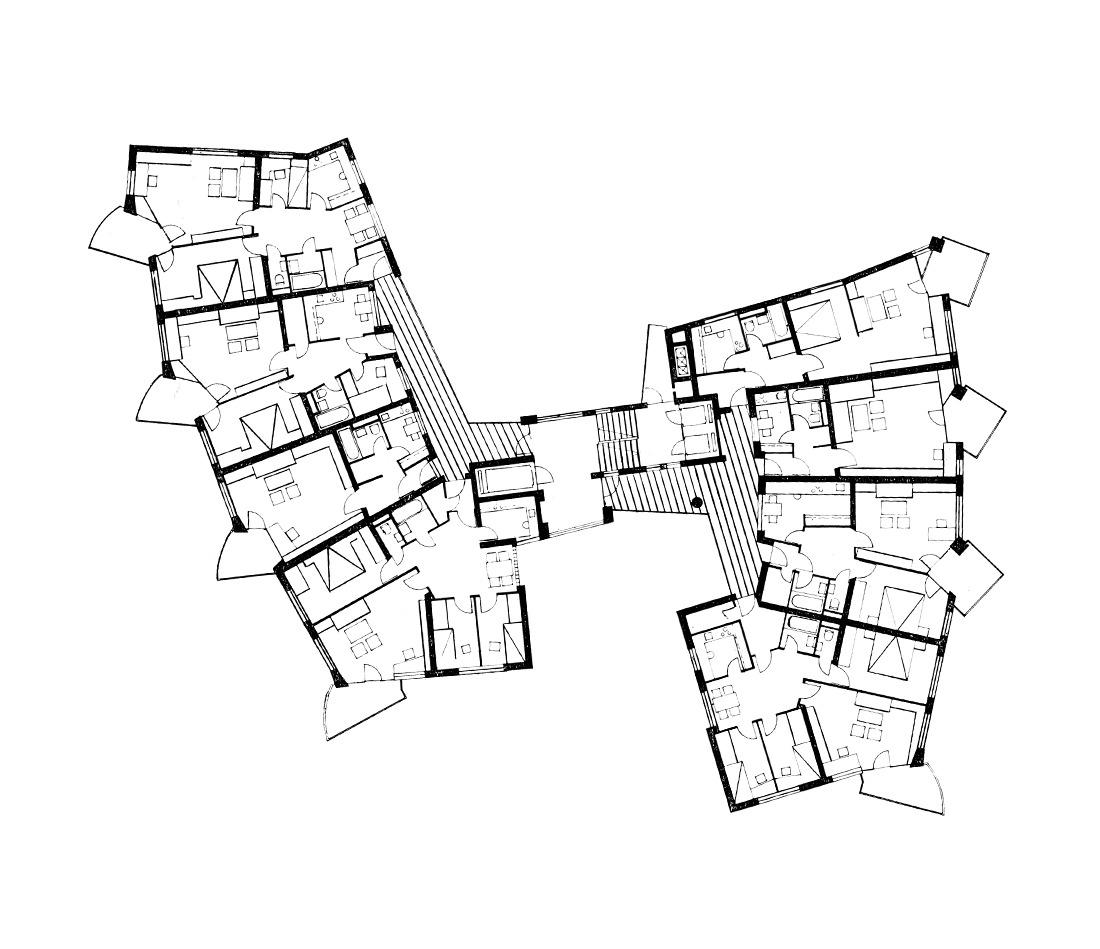 "Elarafritzenwalden ""salute"" apartment buildi… abandoned playgrounds"