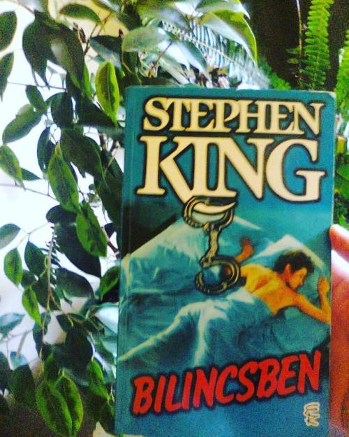 #bookmail Because for 3$ #stephenking s Geralds game in its#hungariantranslation #bookstagram #bookish #instabook #igreads #bookworm