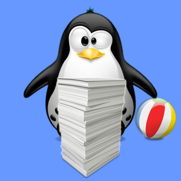 Arch Linux How to Install Samsung Printer - tutorialforlinux.com