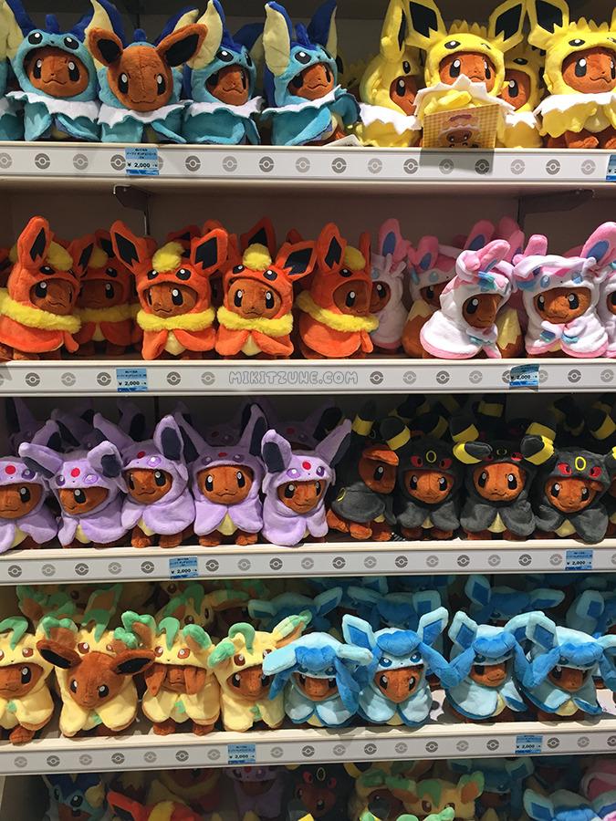 POKEMON SHOES!!! Pokemon eeveelution shoes :) by far my