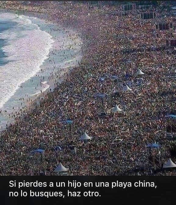 Playa china