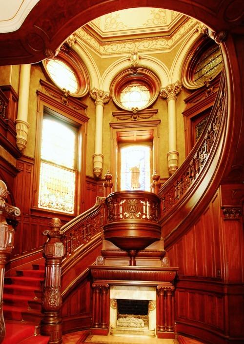Bishop S Palace Galveston Inside