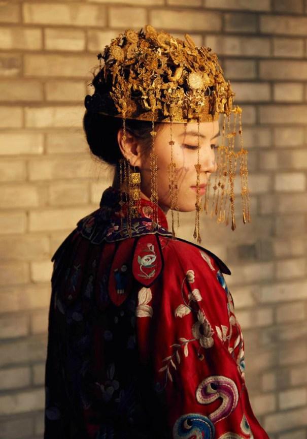 Vintage Chinese Fashion China