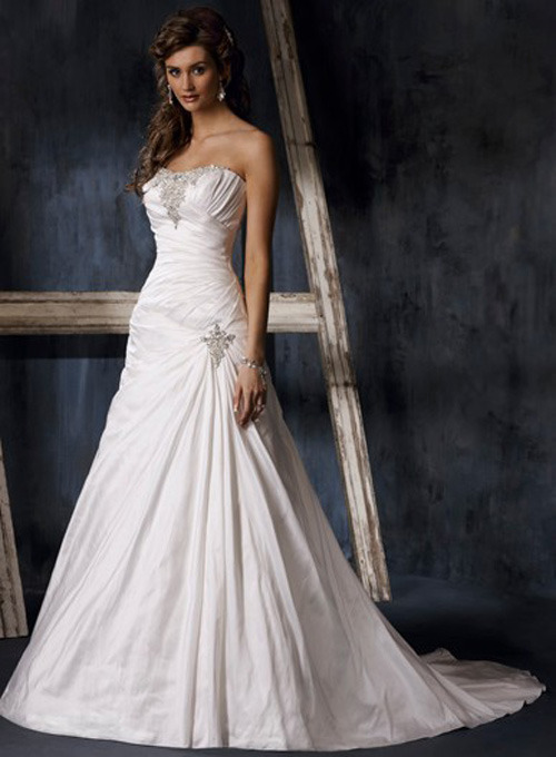 Image result for 2000 wedding dress styles