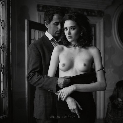 """myalaparisienne: """"©Ruslan Lobanov himself """" """"""""Screw it,"""" she said quietly to herself, """"I'm not going to let one small thing ruin our anniversary night."""" She unfurled the towel from around herself, wrapped the skirt around her waist and tied it at the..."""