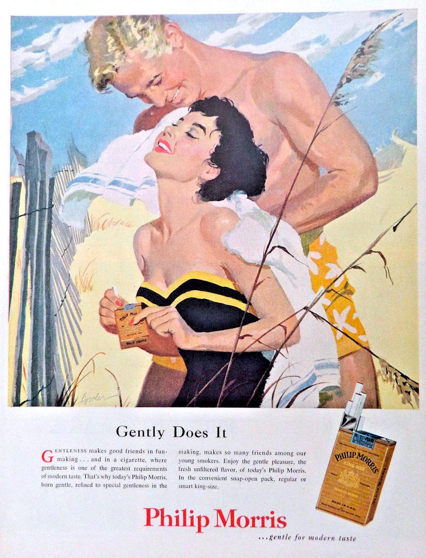 Philip Morris - 1955