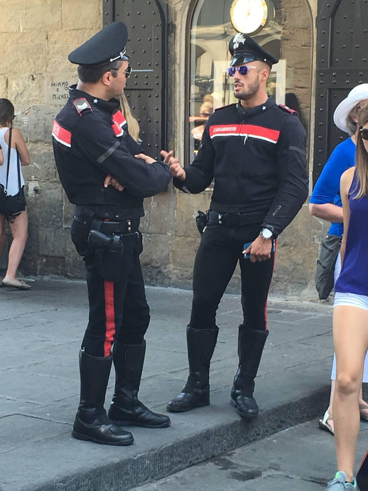 Hot Cops In Boots