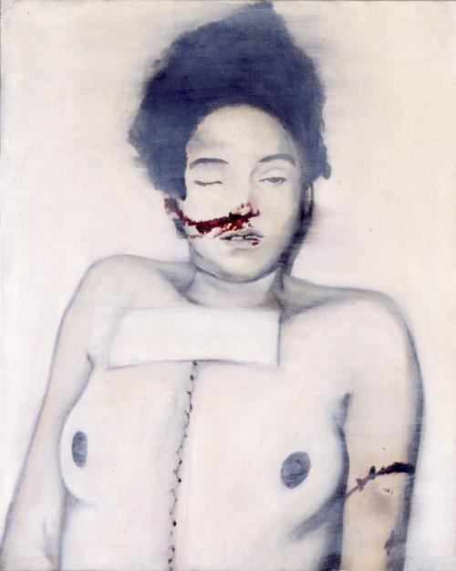 tumblr_p2cbixO8f61qfc4xho1_500 Dora Longo, Bahia Desconhecida 1, 1996 Vermelho Art