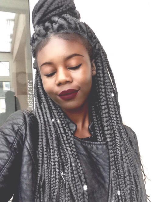Golden Queen Mood Board Gray Hair X Melanin