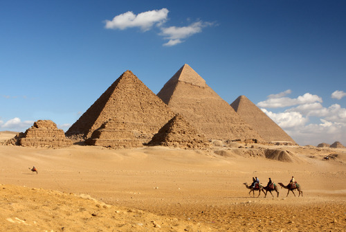 Pirámides Egipto
