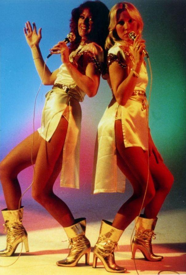 d26e4436d407 Learn how to dress up like ABBA in the 1970s and  80s.