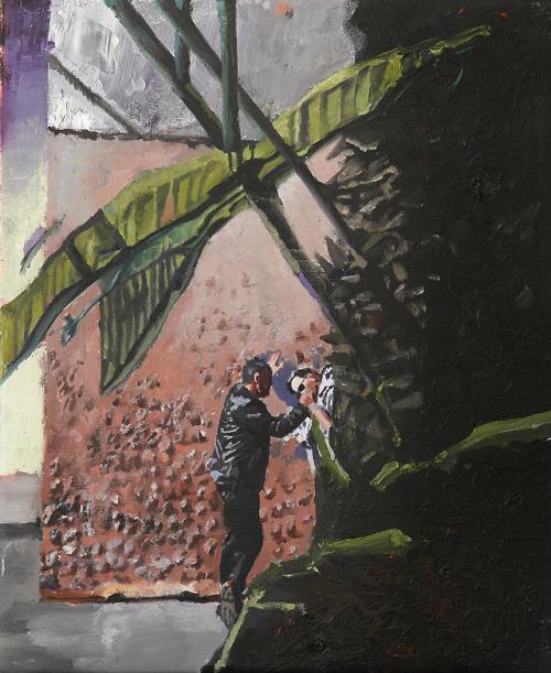 tumblr_pcf691HTJC1qfc4xho1_500 Marius Bercea, Grains of Illusions, 2016 Ghebaly Gallery Contemporary