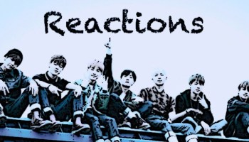 BTS reaction to finding their GF not in a good condition