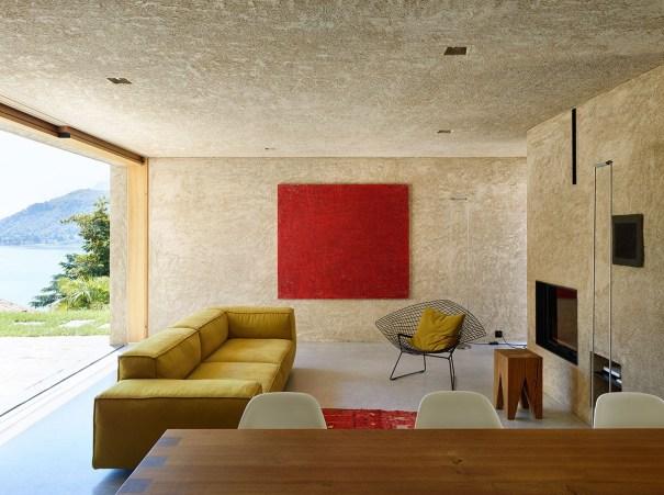 House KO / Wespi de Meuron Romeo Architects Photos © Hannes ...