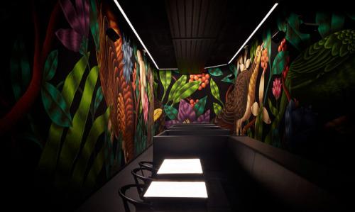 "tumblr_oz55qkVYaF1r5vojso9_500 The BirdYard Eatery and Bar by Atelier Olschinsky""Concept,... Design"