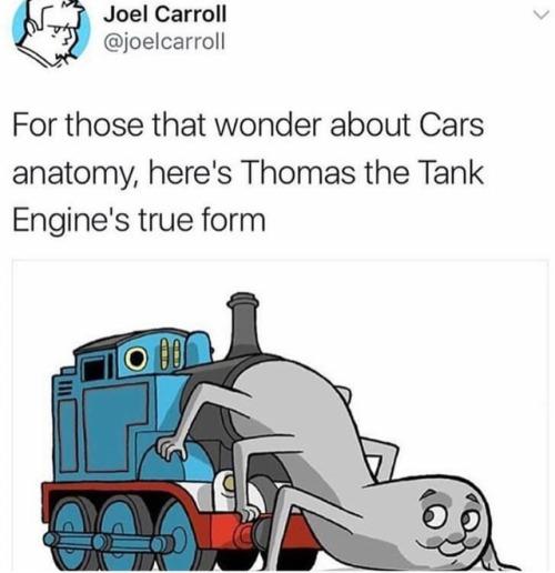 And Thomas The Dank Engine Tumblr