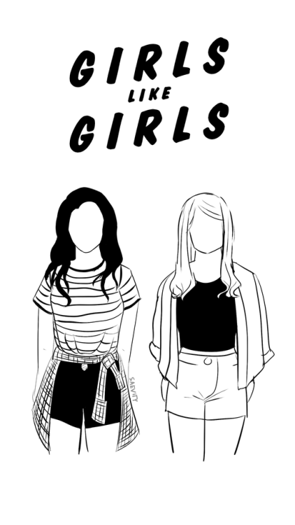 lesbian tumblr pages
