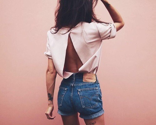 $10.19 Get her blue denim shorts »here« !
