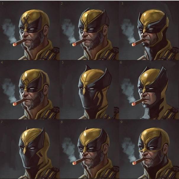 by Jason Pastrana – X-Men