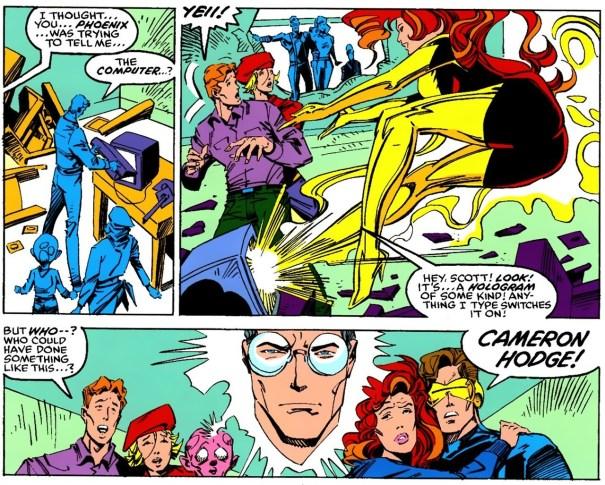 It's revealed that Cameron Hodge has been anta… – X-Men