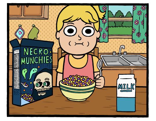 cereales más raros