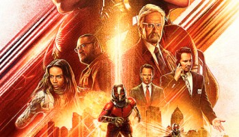 New Japanese Ant Man And The Wasp Poster Marvel Comics