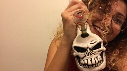 yajithugg:My bong and I 💀